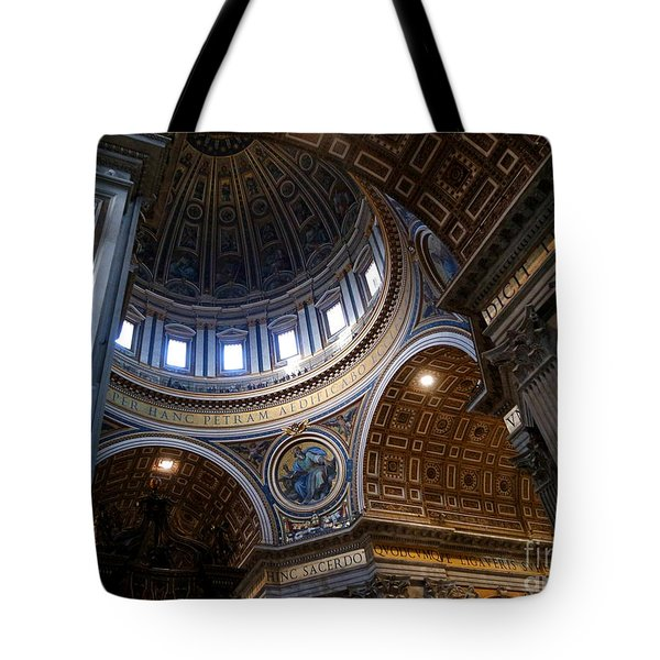 Saint Peter's Dome Tote Bag