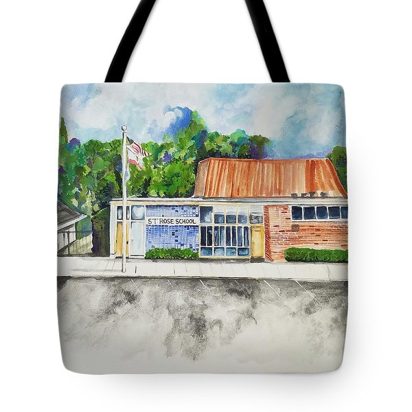 Saint Rose Catholic School Tote Bag