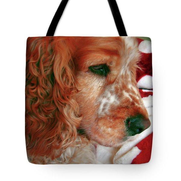 Saint Shaggy Art Photograph  14 Tote Bag