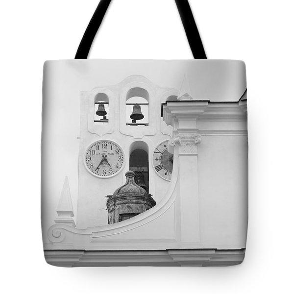 Saint Sofia Church Tote Bag by Silvia Bruno