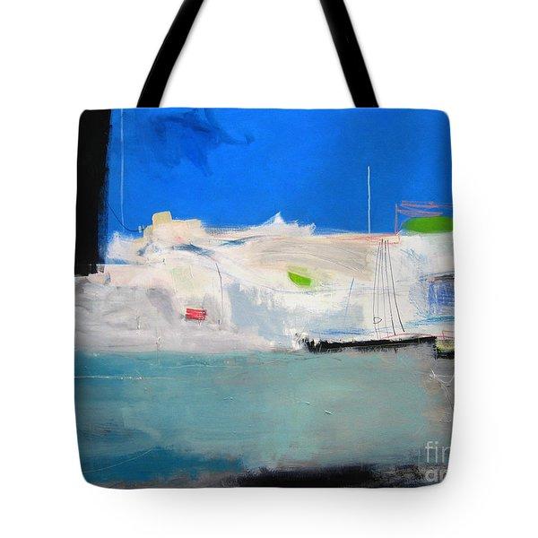 Saint-tropez Tote Bag