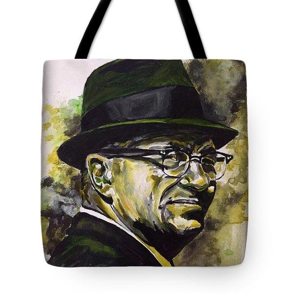Saint Vince Tote Bag