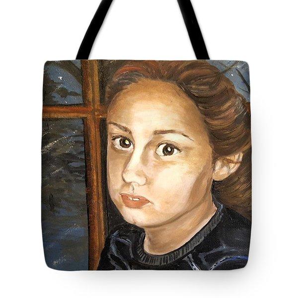 Sakora Tote Bag