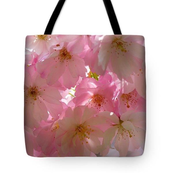 Sakura - Japanese Cherry Blossom Tote Bag