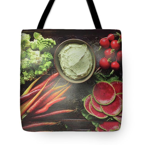 Tote Bag featuring the photograph Salad Legume Vegetables Healthy Food Cuisine Chef Kitchen Christmas Holidays Birthday Mom Dad Sister by Navin Joshi