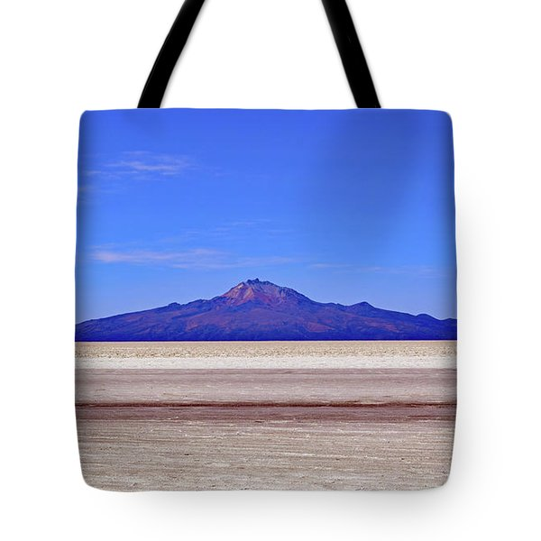 Salar De Uyuni No. 222-1 Tote Bag