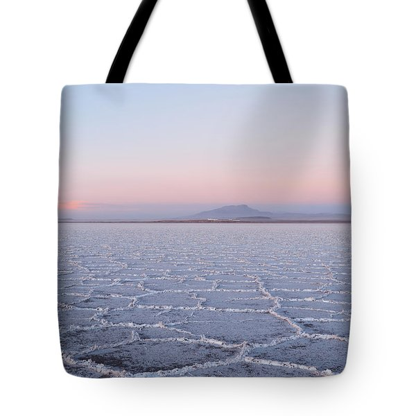 Salar De Uyuni No. 3-1 Tote Bag