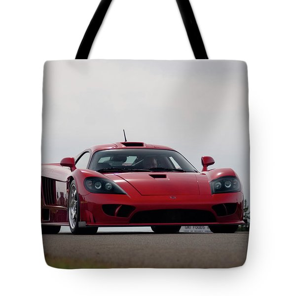 Saleen Tote Bag