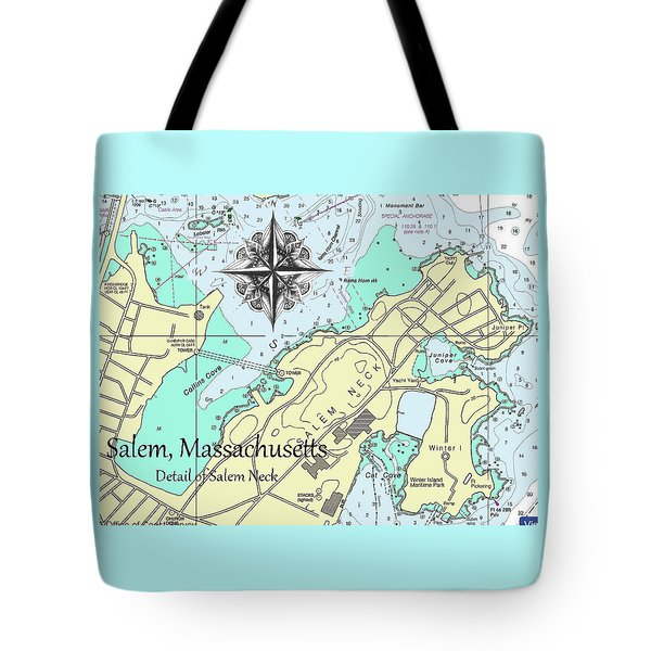 Salem Neck Tote Bag