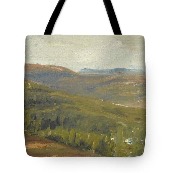 Salen Daylight 90x85 Cm Tote Bag