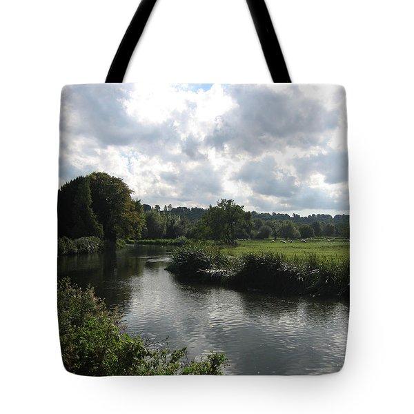 Salisbury Tote Bag