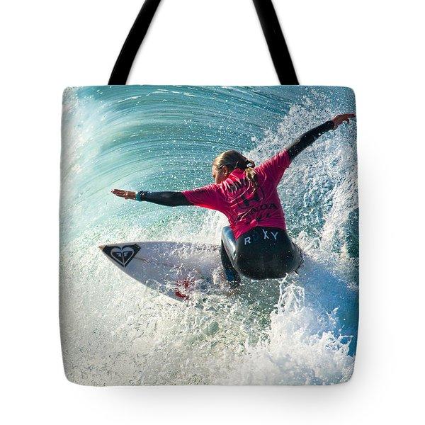 Sally Fitzgibbons Tote Bag
