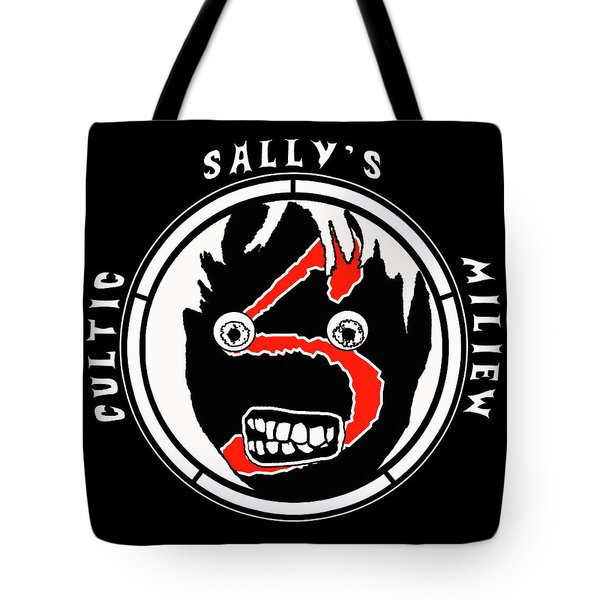 Sallys Cultic Miliew Tote Bag