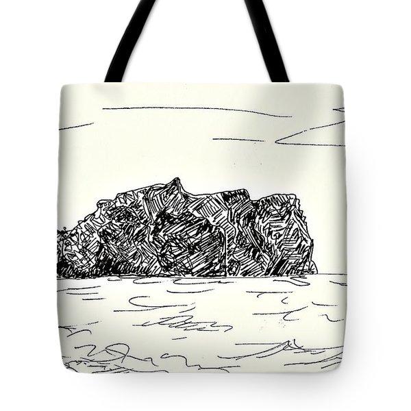 Salobrena Tote Bag