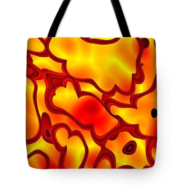 Salpornis Tote Bag