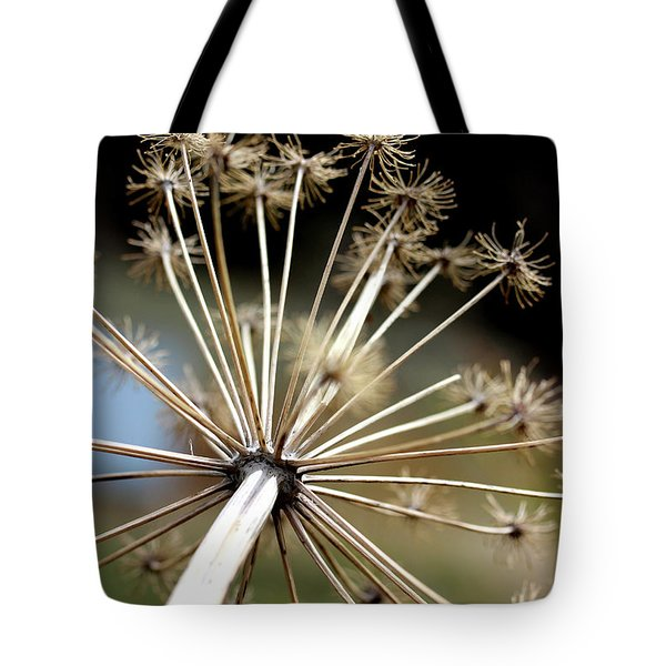 Salsify Stems Tote Bag