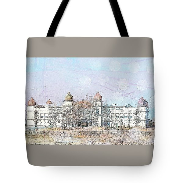 Tote Bag featuring the photograph Salt Air by Cynthia Powell