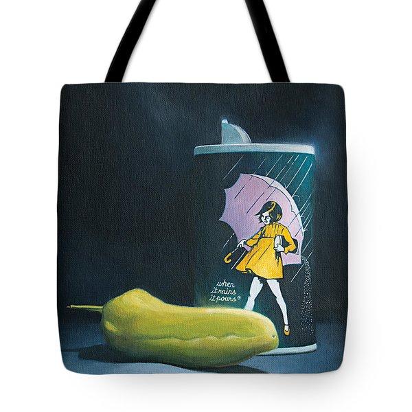Salt And Pepper Tote Bag