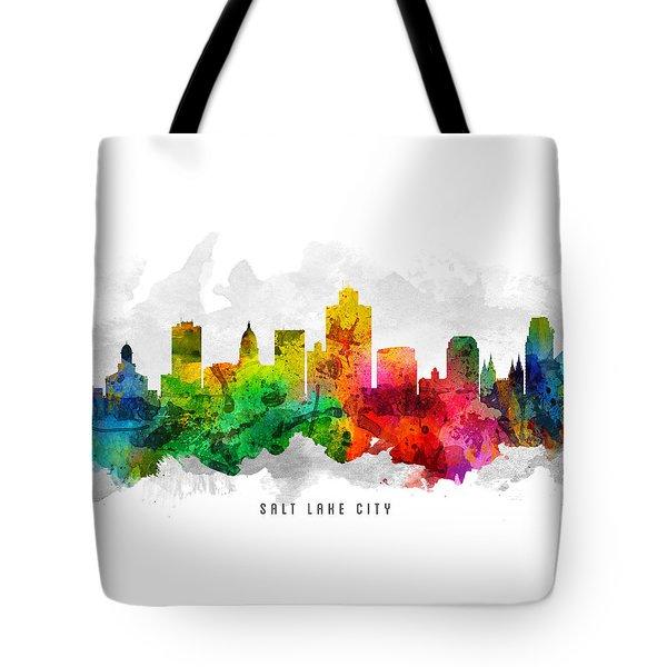 Salt Lake City Tote Bags | Fine Art America