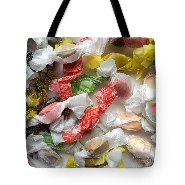 Salt Water Taffy No. 2 Tote Bag
