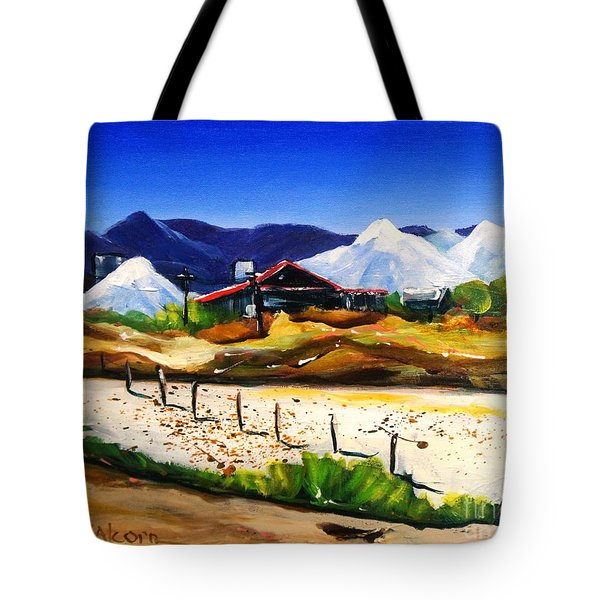 Salt Works - Port Alma Tote Bag