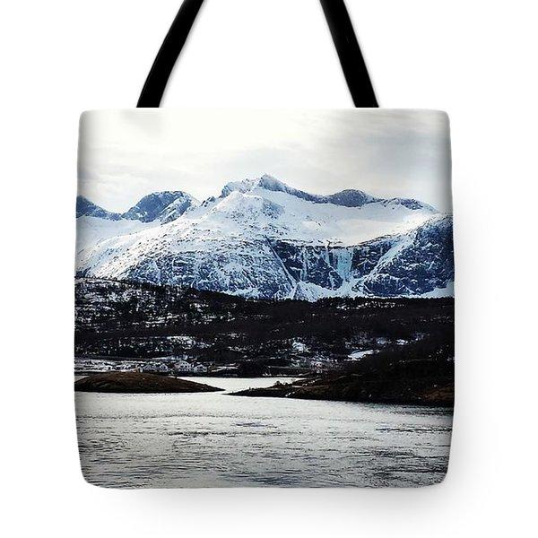 Saltstraumen Tote Bag