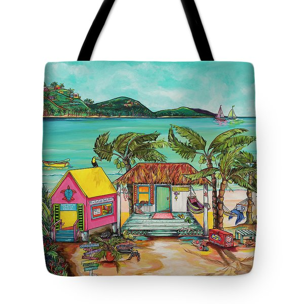 Salty Kisses Smaller Version Tote Bag