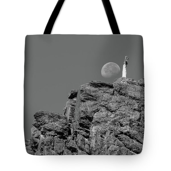 Salutation Tote Bag
