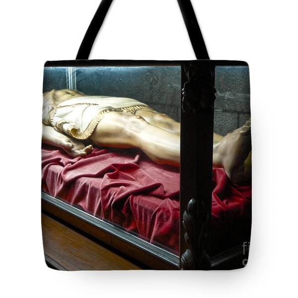 Salvador Dali Museum Church Of St.peter Tote Bag by Gregory Dyer