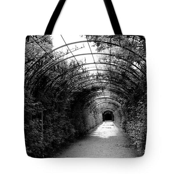 Salzburg Vine Tunnel - By Linda Woods Tote Bag