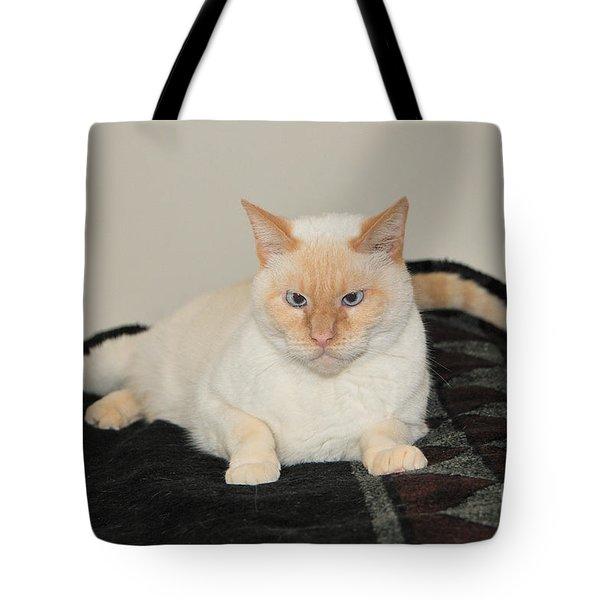 Sam I Am Tote Bag