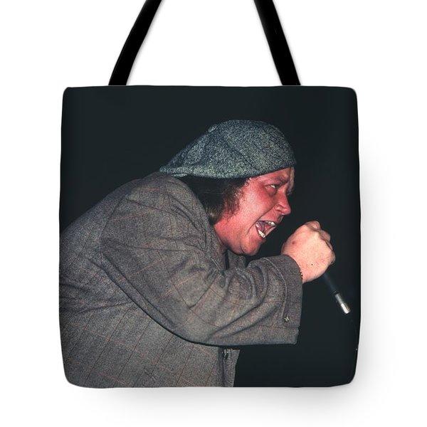 Sam Kinison Tote Bag by David Plastik