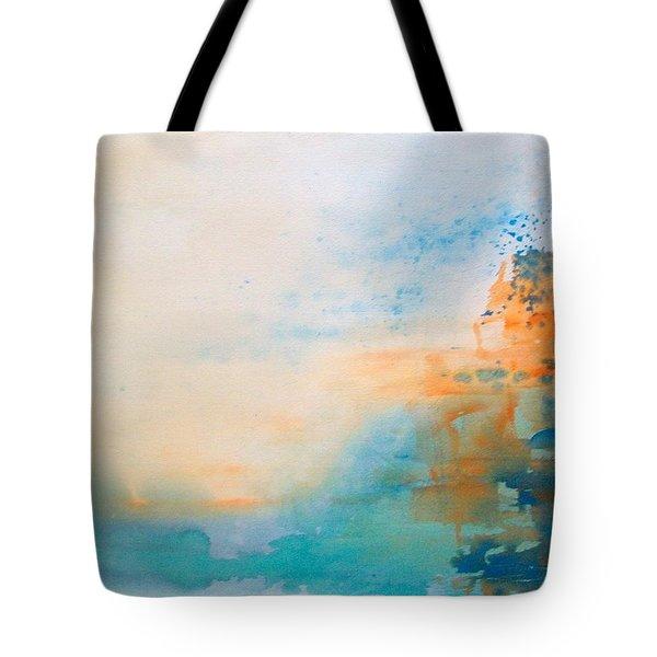 Samana Bay Tote Bag