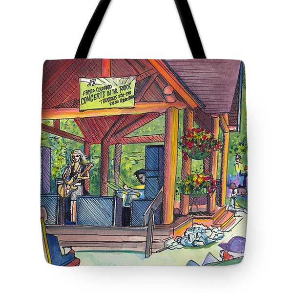 Samantha Fish In Frisco Tote Bag