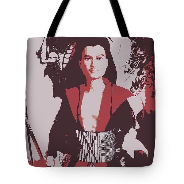 Samarai Ken Tote Bag