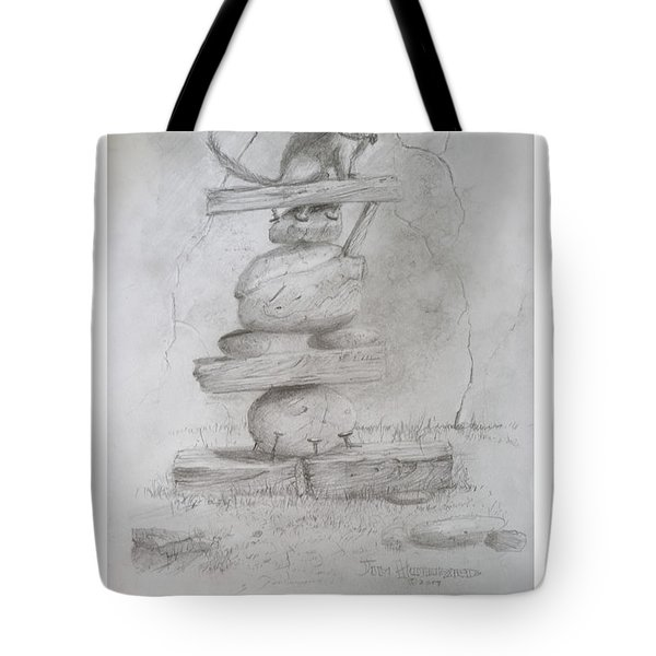 Sammy Balancing Tote Bag