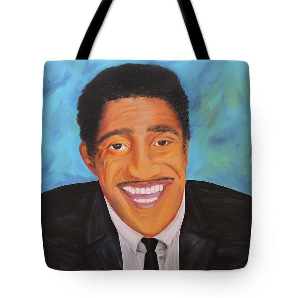 Sammy Smiles Tote Bag