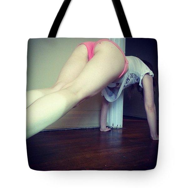 #sammystrips #canadiansammy #livejasmin Tote Bag
