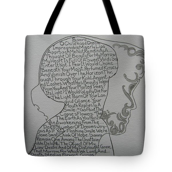 Samra Tote Bag