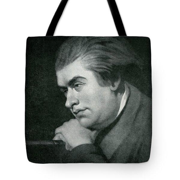Samuel Johnson  Portrait Tote Bag