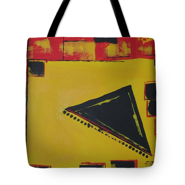 Tote Bag featuring the painting Samurai Honor by Sharyn Winters