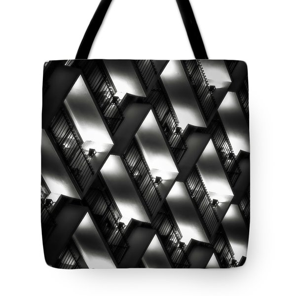 San Antonio At Night Tote Bag by Eduard Moldoveanu
