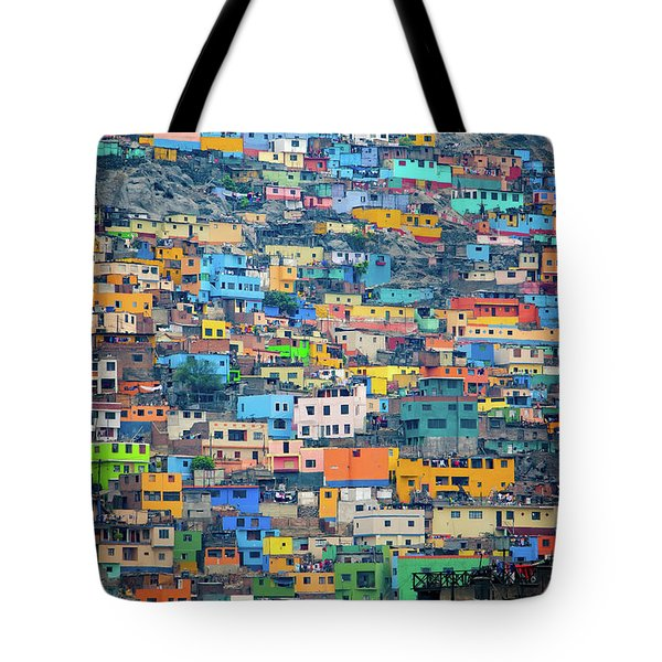 San Cristobal Tote Bag