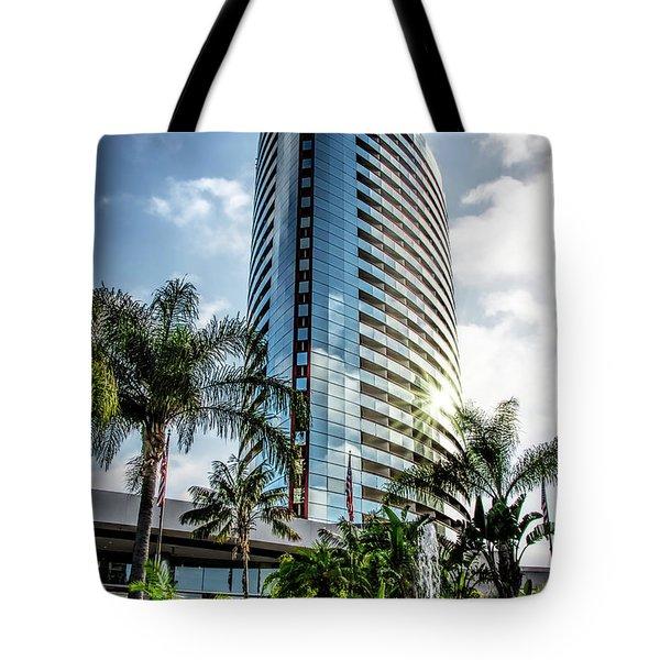 San Diego Marriott Marquis Tote Bag