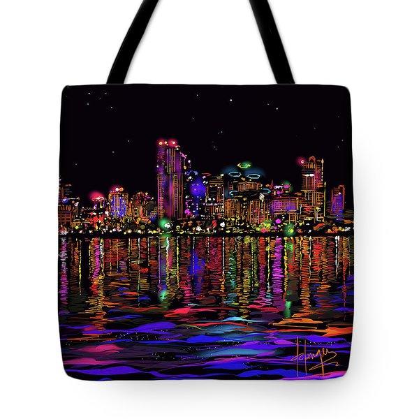 San Diego Stars Tote Bag