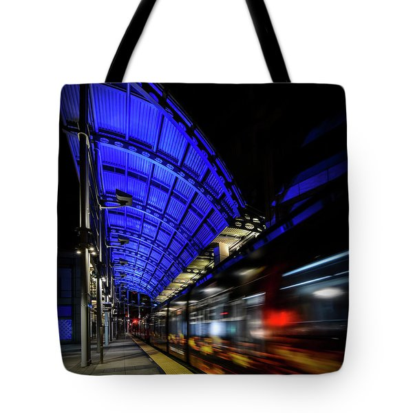 San Diego Trolley Tote Bag