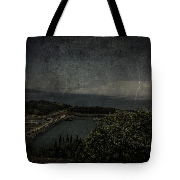 Tote Bag featuring the photograph San Francisco Bay by Ryan Photography