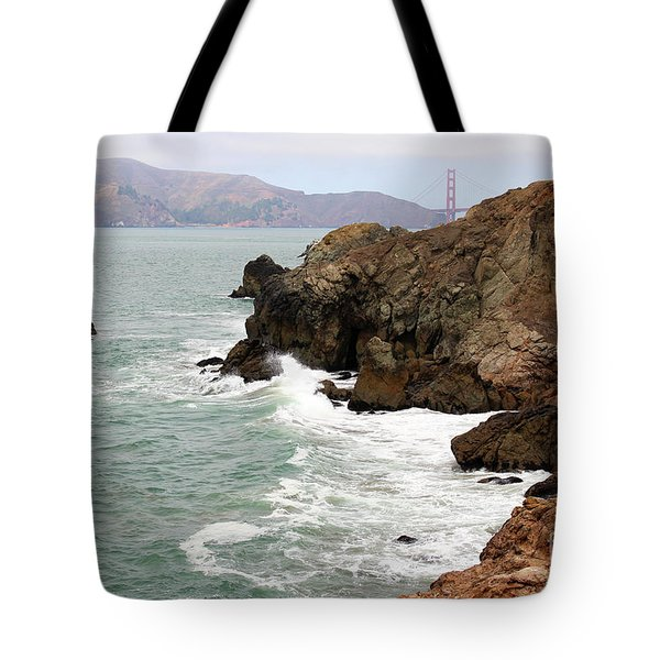 San Francisco Lands End Tote Bag