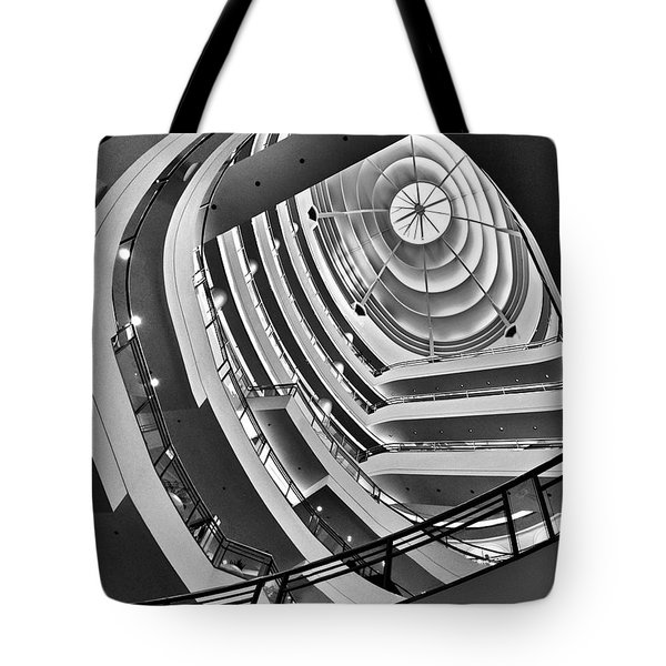 San Francisco - Nordstrom Department Store Architecture Tote Bag