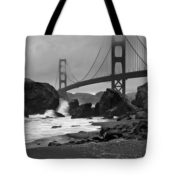San Francisco Summer Tote Bag